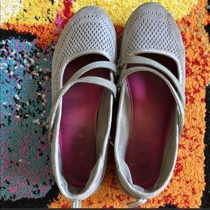 🌼Shoe Sale🌼 US Polo Grey Flat Shoes on Sale